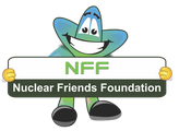 Nuclear Friends Foundation logo