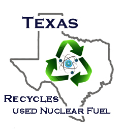 Texas Recycles Spent Nuclear Fuel (dot) com